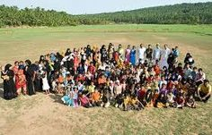 Group Of Indian People