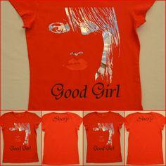 #good #girl #red #tshirt #tee #metallic #printing #print #design #swag #fashion #fashionista #custom #face #lips #eyes #tagsforlikes #photooftheday #picoftheday #jeddah #ksa #saudiarabia #saudi #dubai #riyadh #pimpurshirt www.pimpurshirt.biz @Pimpurshirt Tee visit jeddah #store