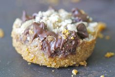 Mini Magic Bars. Believe it or not...they're vegan! By @Marly | Namely Marly