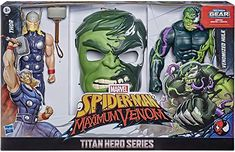 Hulk Action Figure, Action Figures, Man Vs, Cartoon Wallpaper, Venom, Toys For Boys, Thor, Gears, Spiderman
