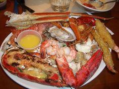 28 best seafood buffets images buffet buffets dressers rh pinterest com