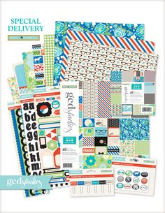 Win Heidi Sonboul's Special Delivery collection!