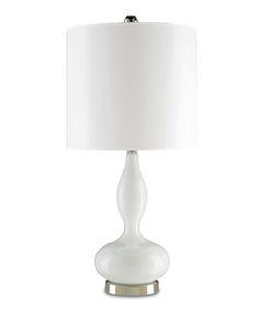 "Lola Table Lamp H:30"" W:14"" D:14"" $260"
