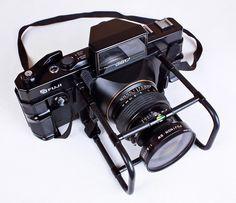 FUJI G617 Panorama Camera