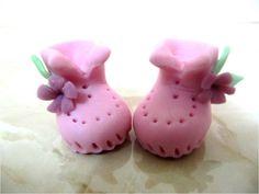 Souvenirs  baby shower de porcelana fría