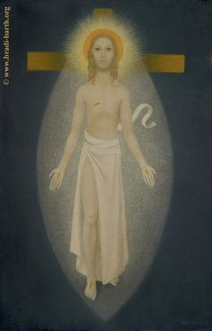 Bradi Barth___The Risen Christ by Bradi Barth