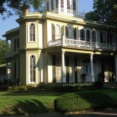 House of Seasons. Jefferson, Texas.  Truly Amazing!!