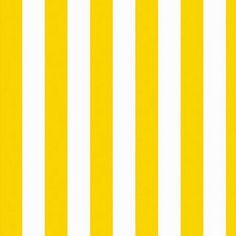 Classic Cabana Stripe in Lemon Yellow + White Art Print by YesterdayCollection - X-Small Lemon Background, Artwork Prints, Fine Art Prints, Striped Wallpaper, Marimekko, Lemon Yellow, Affordable Art, White Art, Buy Frames
