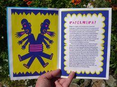 Henning Wagenbreth Scherenschnitte Berlin   Slanted - Typo Weblog und Magazin
