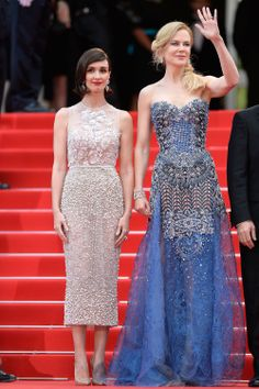 Cannes Cannes: The Best Film Festival Fashion 2014 Nicole Kidman in Armani Privé