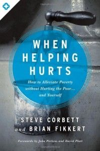 """My interview with Brian Fikkert, author of 'When Helping Hurts: How to Help Alleviate Poverty Without Hurting the Poor... and Yourself."""""""