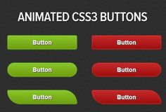 Glossy Buttons With Gradient, Create Social Media Buttons with Crafting Minimal Circular Buttons with CSS, How to Create Fancy Animated Buttons in Creating a Button in Latest 5 Tutorials For Creating Buttons in Create Button, Social Media Buttons, Html Css, Computer, New Technology, Web Design, Graphic Design, Web Development, Coding