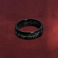 The One Ring -  Titan Blackline