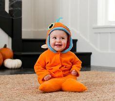 oh my gosh I need a baby goldfish. Baby Goldfish Costume | Pottery Barn Kids