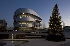 Mercedes-Benz Museum, Stuggart, Germany