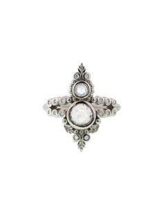 Megan Thorne- Wood Nymph Royal Diamond Ring