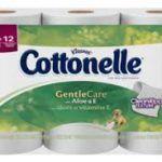 Cottonelle Bath Tissue Gentle Care Aloe & E Only $2.99 - http://www.couponoutlaws.com/cottonelle-bath-tissue-gentle-care-aloe-e-only-2-99/