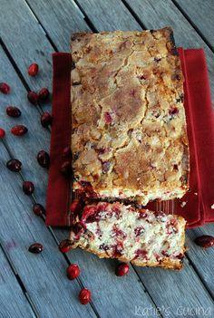 Cranberry Bread - Katie's Cucina