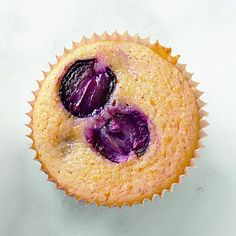 Gluten-Free Corn-Grape Muffins