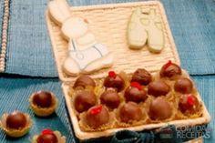 Receita de Bombom de maracujá em receitas de doces e sobremesas, veja essa e outras receitas aqui!