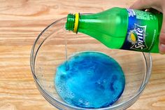 How to Make Sonic's Ocean Water: 6 steps (with pictures)..love this stuff and miss Sonic happy hour!