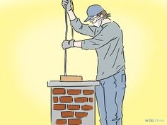 Please hire a chimney professional to clean and inspect your chimney and fireplace. If done incorrectly, this can be a fire hazard. Chimney fires can burn your house down. This should not be a DIY. It is also important to have it inspected for deterioration.
