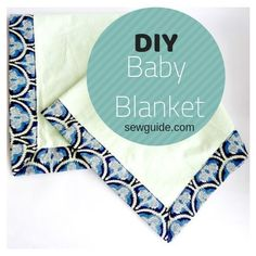 Ultimate guide to BABY BLANKET MEASUREMENTS - Know the approximate size to make your own receiving blankets, baby quilts, blankets and crib quilts Baby Quilt Size, Baby Blanket Size, Easy Baby Blanket, Baby Girl Quilts, Girls Quilts, Easy Diy Baby Blankets, Baby Blanket Dimensions, Quilted Baby Blanket, Baby Embroidery