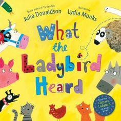 What the Ladybird Heard: Amazon.es: Julia Donaldson: Libros en idiomas extranjeros