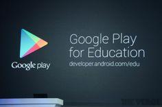 Google a annoncé l'ouverture prochaine d'un Store dédié aux applications destinées aux enseignants et élèves.