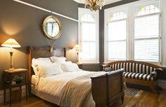 Resene Mondo bedroom walls.