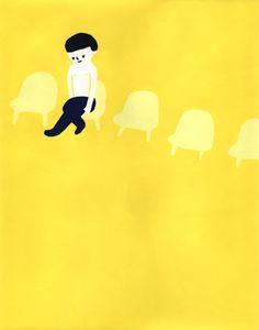 小さい椅子(2009.5)