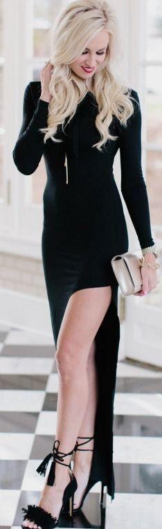 Black Tie Affair - Mckenna Bleu #black