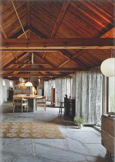 floor & beams