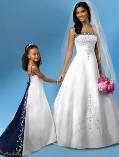 Wonderful Perfect Wedding Dress For The Bride Ideas. Ineffable Perfect Wedding Dress For The Bride Ideas. Gold Prom Dresses, Blue Wedding Dresses, Bridal Dresses, Wedding Gowns, Girls Dresses, Flower Girl Dresses, Bridesmaid Dresses, Flower Girls, Wedding 2015