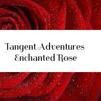 Enchanted Rose (Beauty and the Beast inspired Candle!) by TangentAdventures on Etsy