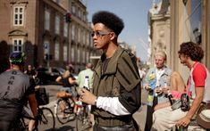 See the best Copenhagen street style during Copenhagen fashion week spring-summer 2021.
