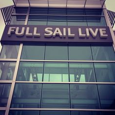 THIS, is where the magic happens. ;-) #fullsail