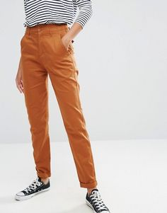 ASOS Tall | ASOS TALL High Waisted Peg Trousers