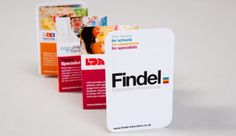 Brand identity for Findel Education Resources