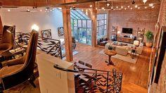 Industrial-Style Loft in San Francisco Showcasing an Impressive Style