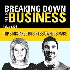 http://www.breakingdownyourbusiness.com Brad Farris & Jill Salzman tackle the most complex small business questions of our day. Why can't I hire competent employees? How do I take over the world? Ep #24 w/ Tory Johnson & Dr. Jim Lopez!