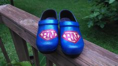 NEW SUPER - RN Glitter Clogs - You Choose Size - Dansko or Sanita - Many Colors Available