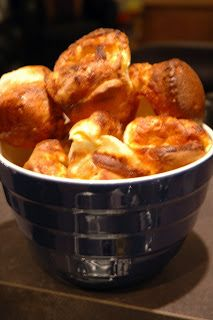 Slow Cooker Roast Beef and Yorkshire Puddings - Merry About Town