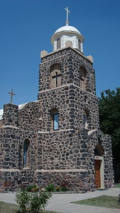 Church in San Miguel, NM