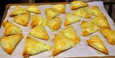 Τηγανιτές κασερόπιτες Dairy, Cheese, Pastries, Food, Tarts, Essen, Meals, Yemek, Eten
