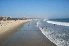 Santa Monica Beach - 100 Places to Take Your Family in the U.S. Slideshow at Frommer's