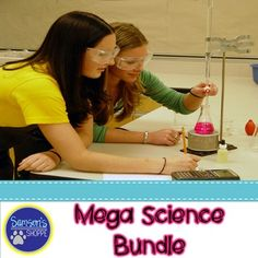 Need a year-long science curriculum? Check out my growing bundle of science…