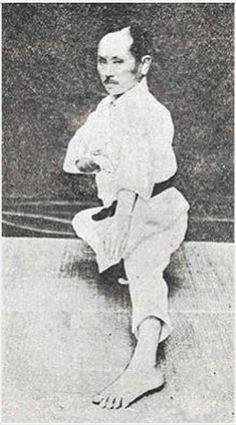 Gichin Funakoshi the father of modern day Karate Master Self-Defense to Protect Yourself Dojo, Jka Karate, Karate Styles, Shotokan Karate, Karate Kata, Kyokushin Karate, Kempo Karate, Krav Maga Self Defense, Art Of Fighting