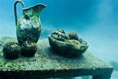underwater sculptures - Bing Images