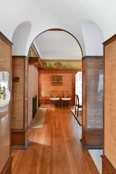 It Was The First Home Legendary Architect Frank Lloyd Wright Designed After Quitting His Job At